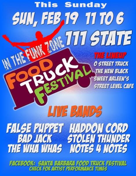 Santa Barbara Food Truck Festival