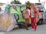 Greg Beeman Studio and Pali X VW Van
