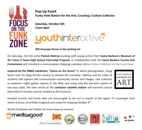 Youth Interactive - Focus on the Funk Zone