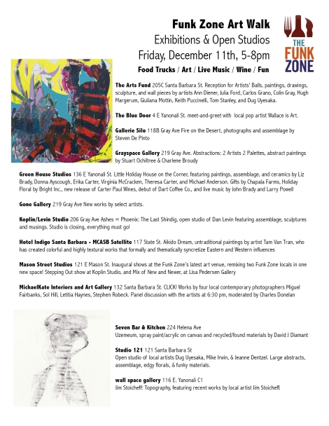 Exhibitions Flyer Dec 11th