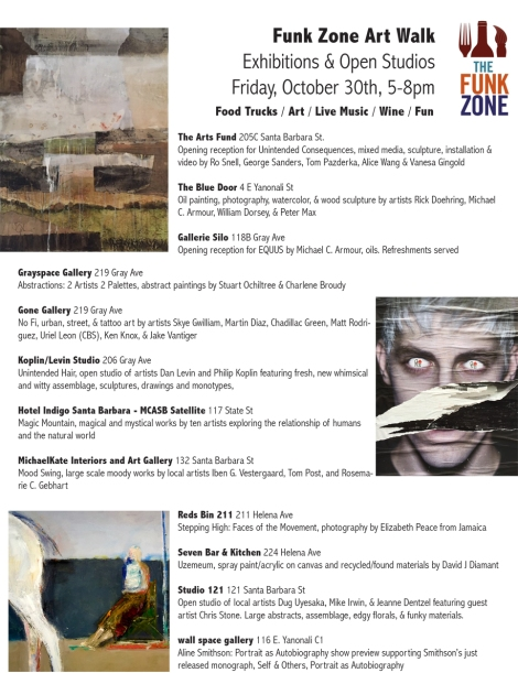 Exhibitions Flyer Oct 30th