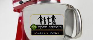 Open Streets Mixer