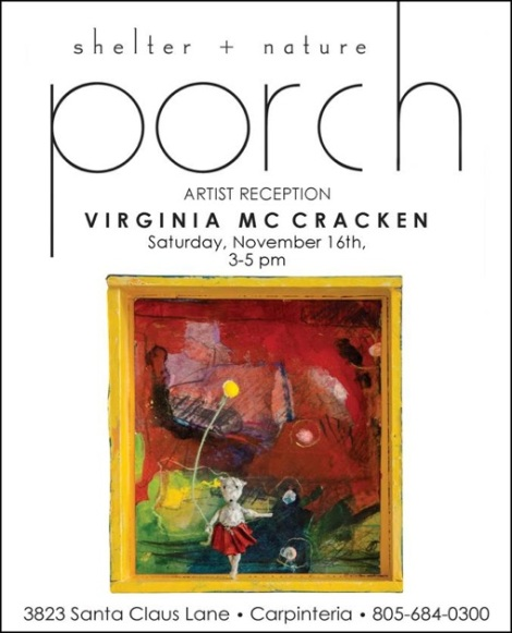 McCracken at porch