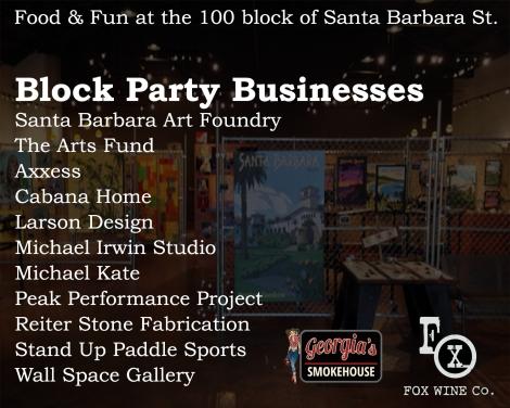 SB St Block Party 2