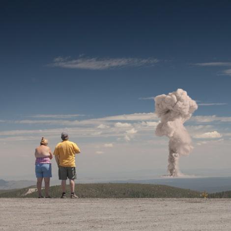 Atomic Overlook #1 Ⓒ Clay Lipski