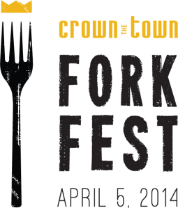 Fork Fest Crown of the Town