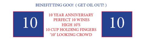 Oreana Winery 10th Anniversary