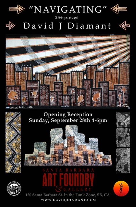 David-J-Diamant-Sept28-2014-ArtShow-POSTER-Art-FoundryWEB