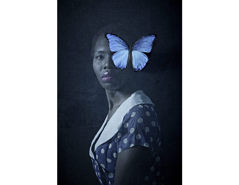 (c) Maxine Helfman - Butterfly, from series Summertime