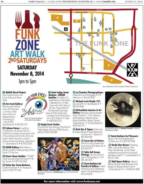 Funk Zone Art Walk