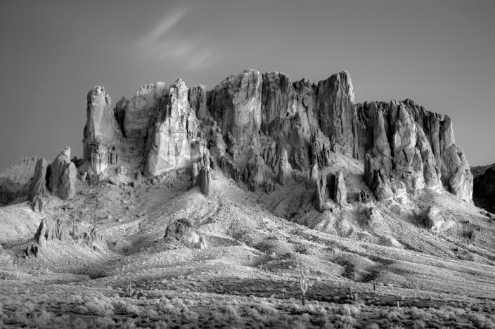(c) Mitch Dobrowner - Superstition Mountain