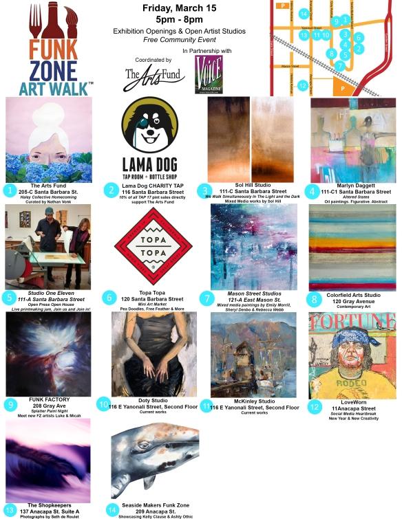 Art Zone SB | Funk Zone